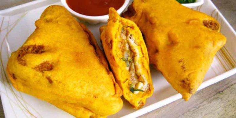 Bread Aloo Pakoda Recipe