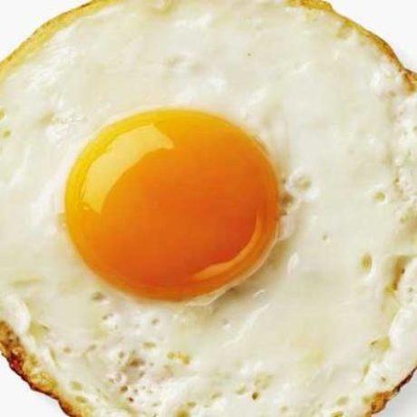 Perfect Half Fried Eggs Recipe