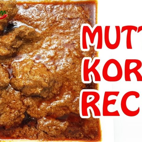 Mutton Korma Recipe (Mutton Curry Recipe)