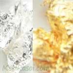 Edible-Leaf-(Gold-or-Silver)-वरख-Varak-Spices-Names-in-English-Hindi-Meri-Rasoi