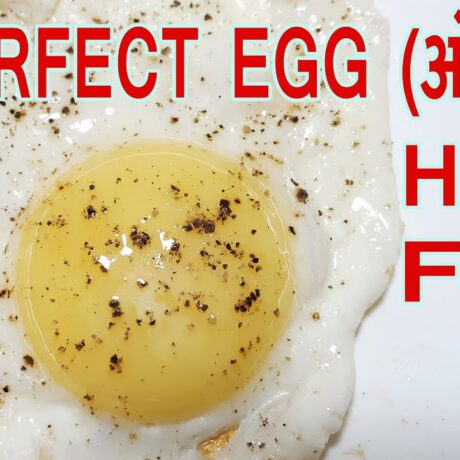 Egg Fry Recipe | Egg half fry Recipe | Anda Half Fry | Instant Breakfast Recipe