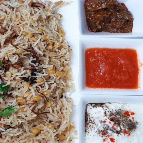 Chana Dal Pulao Recipe | Chana Dal Khichdi Recipe