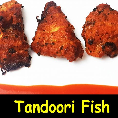 Restaurant Style Tandoori Fish Recipe in electric tandoor Recipe